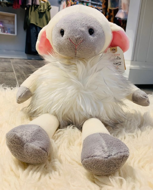 Lamb Plush on LoveNoblesville Shop Where I Live